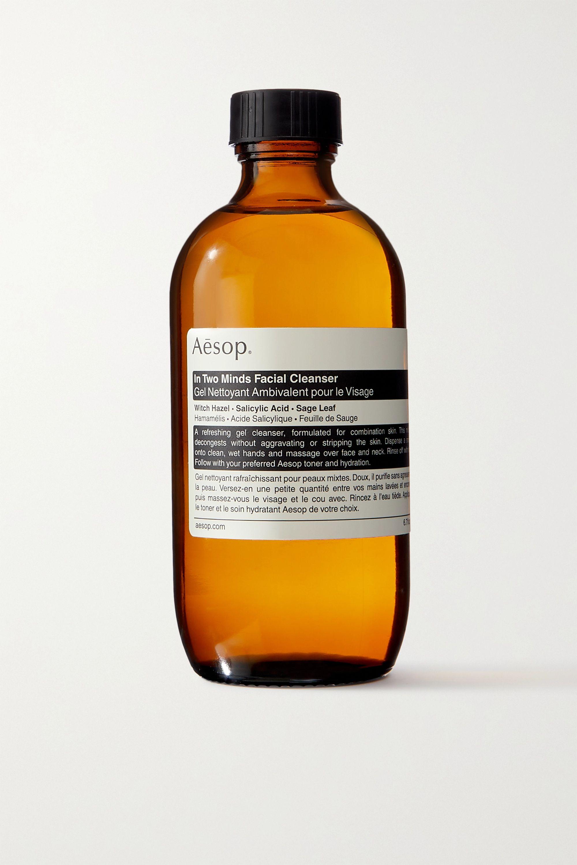 Aesop Gel nettoyant ambivalent pour le visage, 200 ml