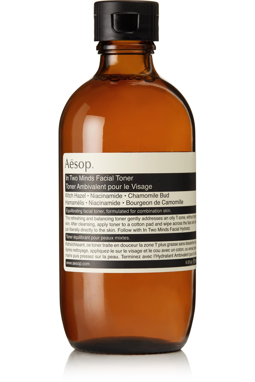 Aesop Lotion tonique ambivalente pour le visage, 200 ml