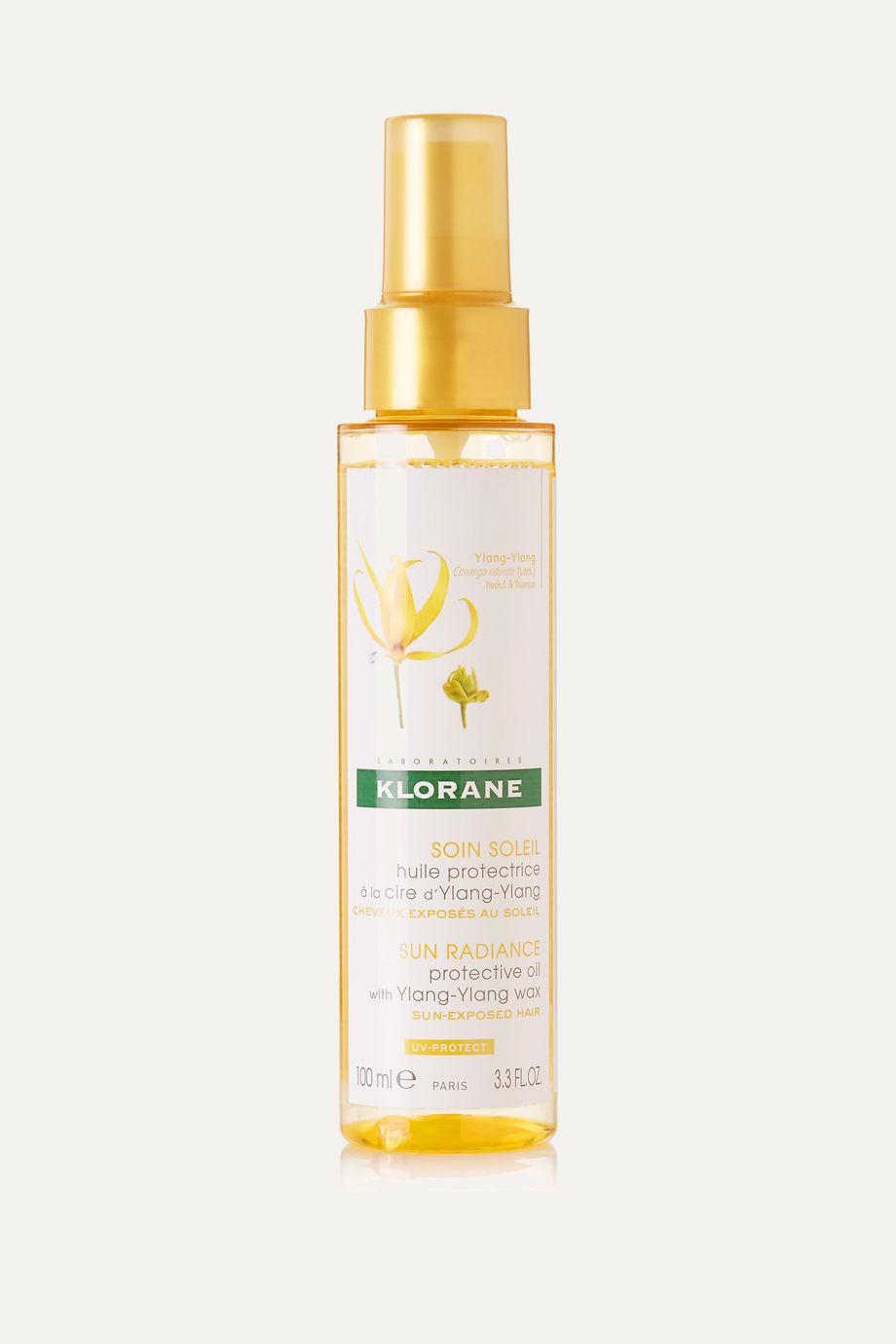 Klorane Sun Radiance Protective Oil, 100ml