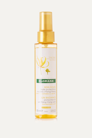 KLORANE Sun Radiance Protective Oil, 100Ml - Colorless