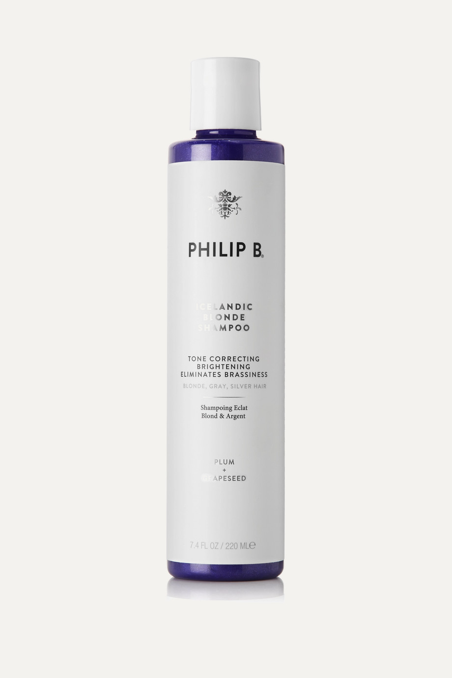 Philip B Icelandic Blonde Shampoo, 220ml