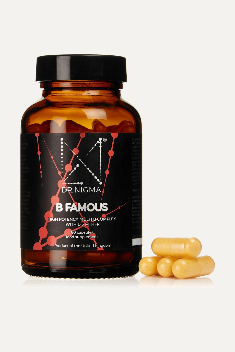 Dr. Nigma Talib B Famous (60 capsules)