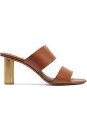 Salvatore Ferragamo Molveno leather sandals