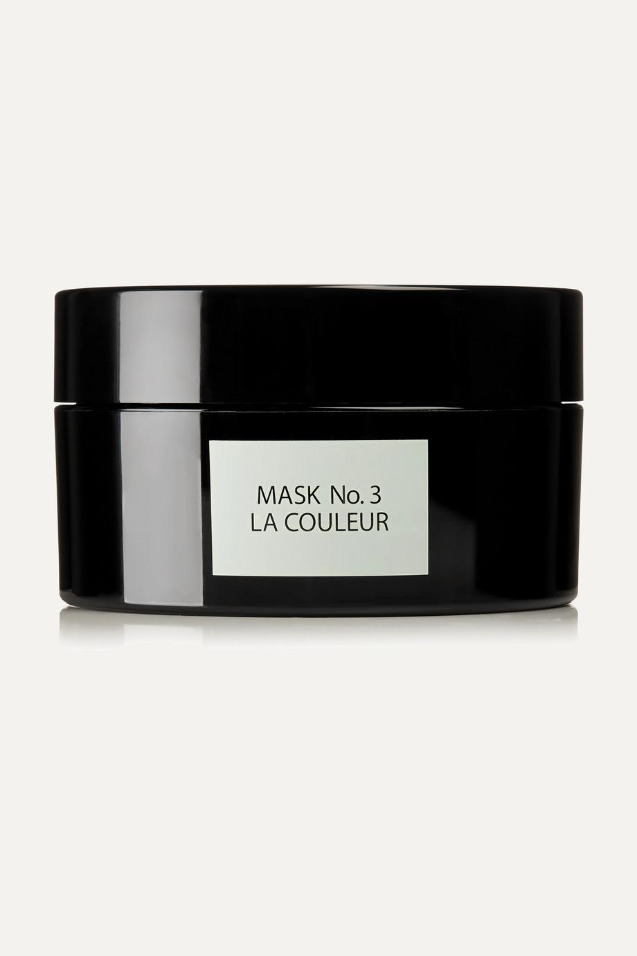 David Mallett Mask No.3: La Couleur, 180 ml – Maske für coloriertes Haar