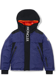 Ages 8-10 Carmaux hooded down ski jacket