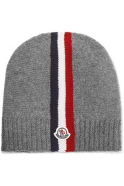 Sizes S - L striped wool beanie