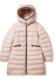 Ages 8 - 10 Charpal quilted shell down coat