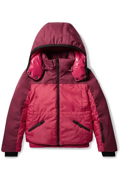 07cac8282 Ages 8 - 10 Laures color-block down ski jacket