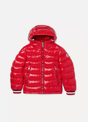 Ages 4 - 6 Alberic quilted shell down jacket