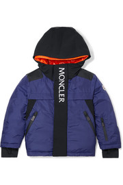Ages 4-6 Carmaux hooded down ski jacket