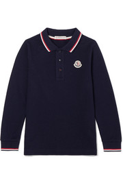 Ages 4 - 6 cotton-piqué polo shirt