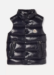 Ages 8 - 10 quilted shell down gilet