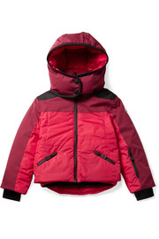 Ages 4 - 6 Laures color-block down ski jacket