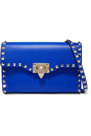 Valentino Garavani The Rockstud leather shoulder bag