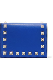 Valentino Garavani The Rockstud leather wallet