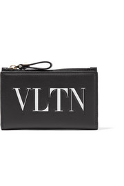 Valentino Valentino Garavani printed leather wallet