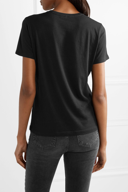 Ninety Percent Jenna organic cotton-jersey T-shirt