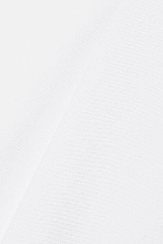 Ninety Percent T-shirt oversize en jersey de coton biologique Faye