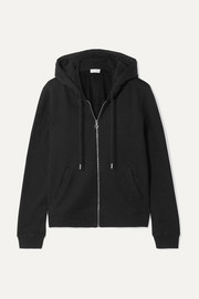 Ninety Percent Paris organic cotton-jersey hoodie