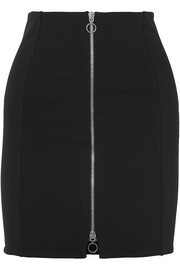 Ninety Percent Roma stretch-jersey mini skirt