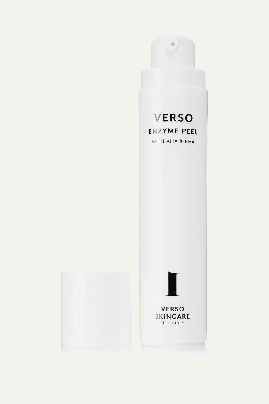 Verso Enzyme Peel, 50 ml – Enzympeeling