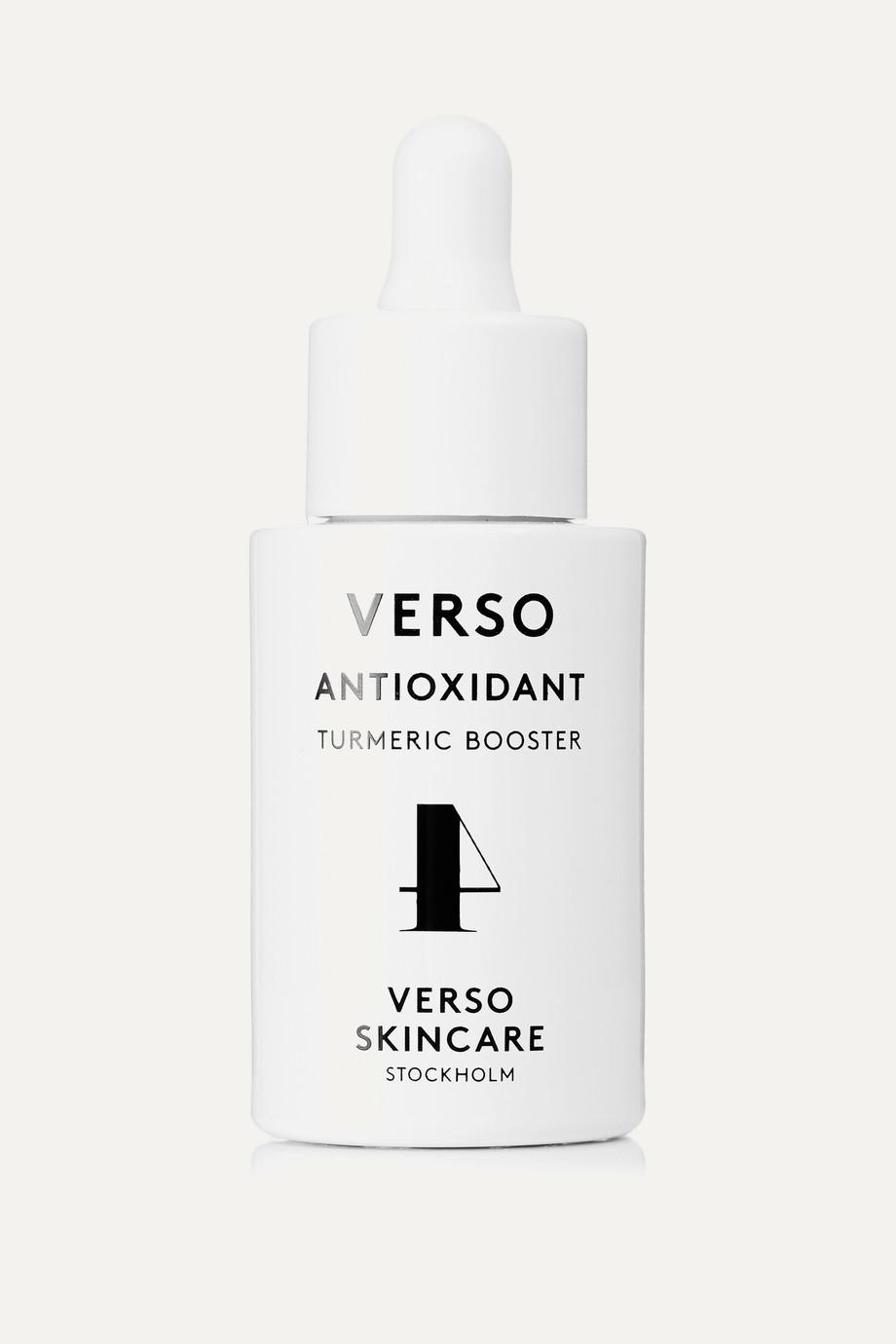 Verso Antioxidant Turmeric Booster, 30 ml – Serum
