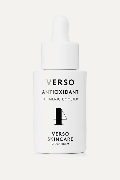 VERSO ANTIOXIDANT TURMERIC BOOSTER, 30ML - ONE SIZE