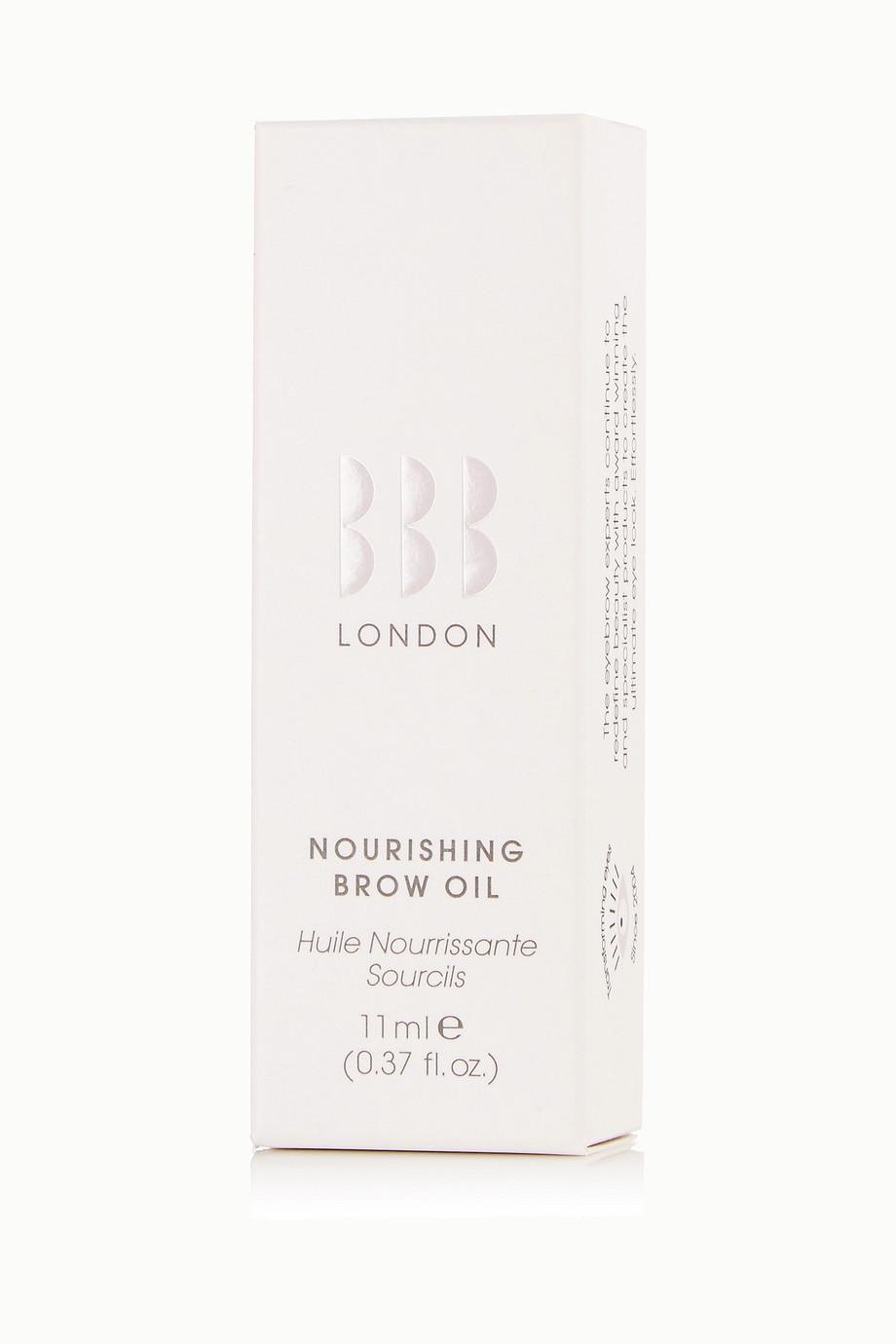 BBB London Nourishing Brow Oil, 11ml