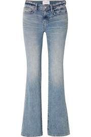 The Jarvis mid-rise flared jeans