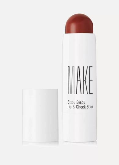 Bisou Bisou Lip &Amp; Cheek Stick, 6g by Make Beauty