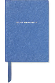 Panama Off The Beaten Track textured-leather notebook