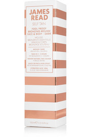 Fool Proof Bronzing Mousse Face & Body, 100ml
