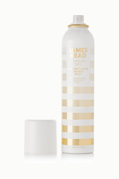 JAMES READ Coconut Water Tan Mist Body, 200Ml - Colorless