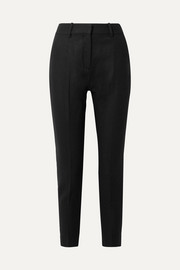 Equipment Pantalon slim en laine Warsaw