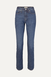 The High-Rise Slim Boyjean jeans