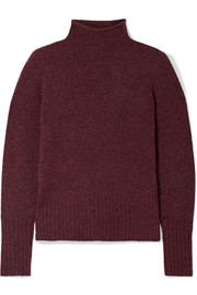 Madewell Inland knitted turtleneck sweater