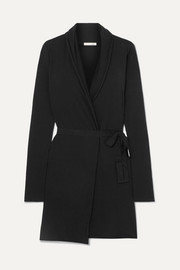 Essentials Pima cotton-jersey robe
