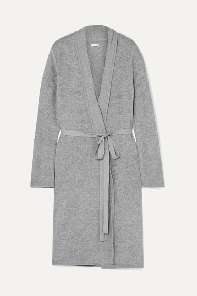 Skin PIMA COTTON-TERRY ROBE