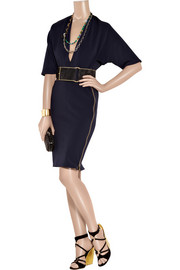 Lanvin Stretch-twill dress