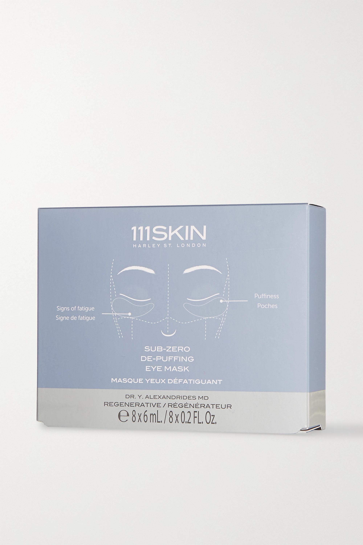 111SKIN Sub-Zero De-Puffing Eye Mask x 8
