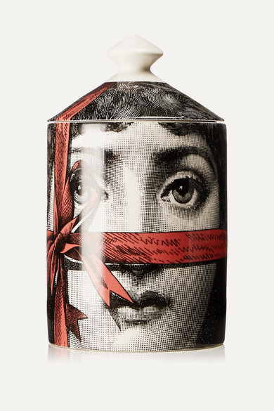 FORNASETTI Regalo Scented Candle, 300G in Colorless