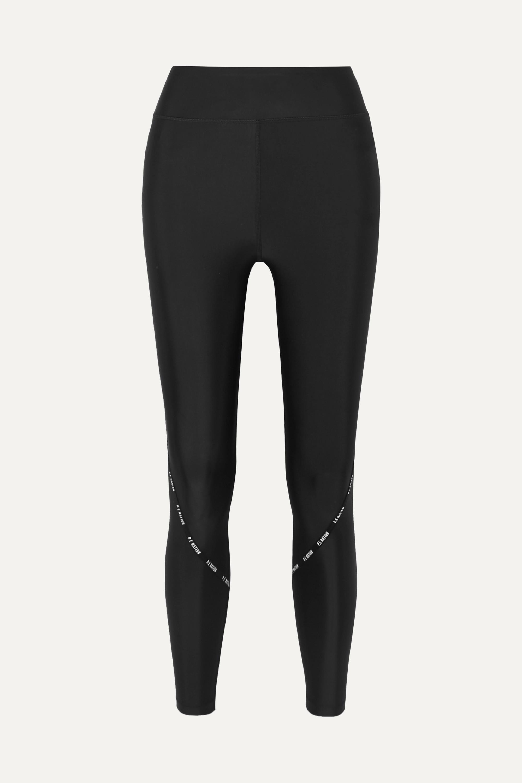 P.E NATION B-Score printed stretch leggings