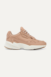 adidas Originals Falcon leather sneakers