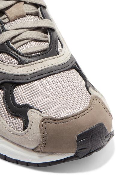 Temper Run Adidas Daim Baskets Net En Et Originals Cuir Résille wqTFB7xpT