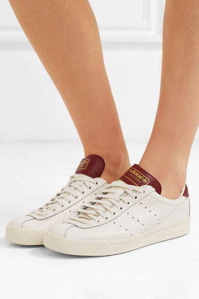 adidas Originals | Lacombe Sneakers aus strukturiertem Leder