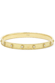 Revati 18-karat gold diamond bangle