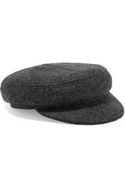 이자벨 마랑 울 블렌드 모자 Isabel Marant Evie wool-blend felt cap