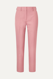 Burberry Twill straight-leg pants