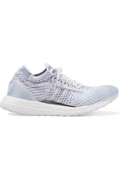 Parley Ultra Boost Primeknit Sneakers in White