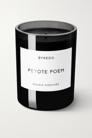 Peyote Poem scented candle, 240g